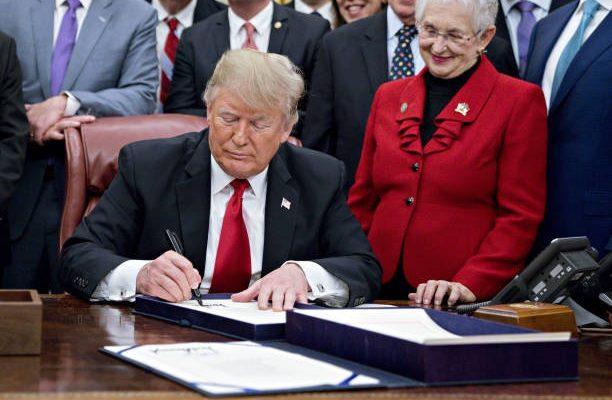 Trump Signing Criminal Justice Reform