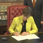 Kim Reynolds - Criminal Offenses Bill