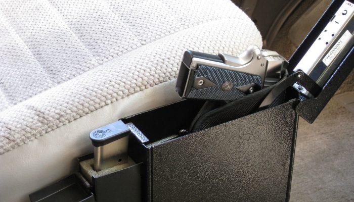 Iowa Bill to Keep Guns in Locked Vehicles Advances
