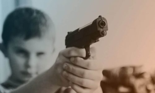 It's a class one misdemeanor for a juvenile to knowingly possess a pistol in South Dakota, under current state law, which does not change under the proposed law.