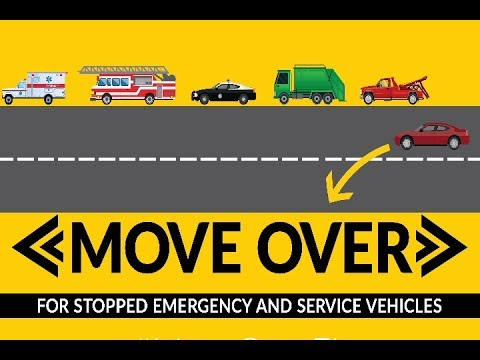 South Dakota's move over law gets more teeth come July 1. New provisions include an increase for a violation of the move over law from $122.50 to $270.