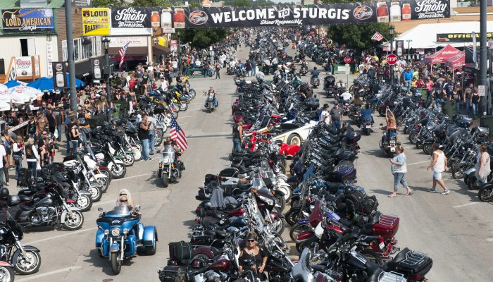 Sturgis Police, Meade County Sheriff's Department and SD officials said the annual Sturgis Motorcycle Rally is pretty typical as far as crime goes.