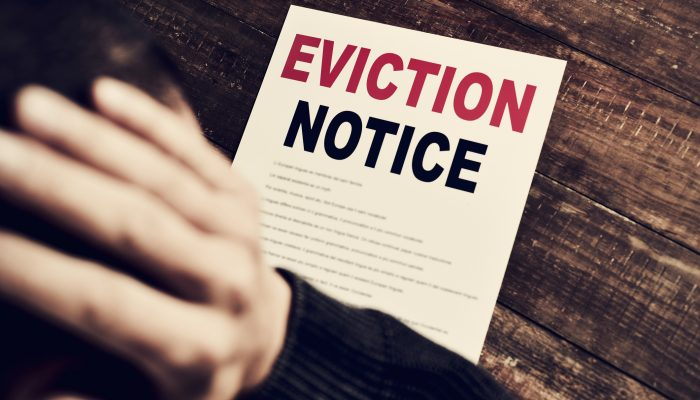 Many Iowans have found themselves facing eviction from their homes as small claims courts across the state have resumed hearings, and as state and federal protections for renters have expired.