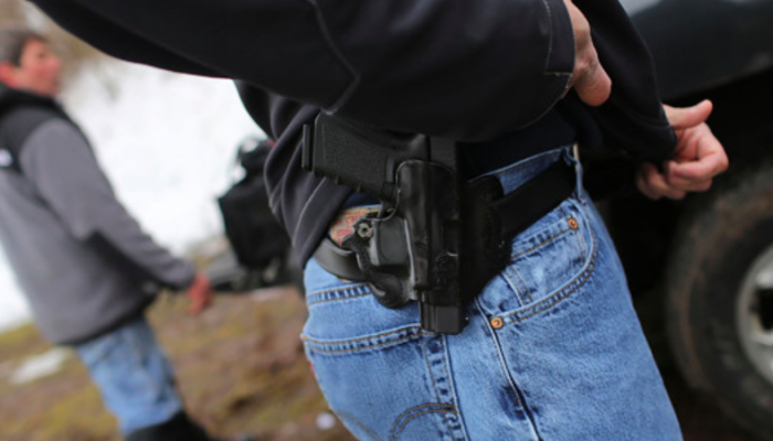 "Iowa House advances 'constitutional carry' despite warnings. Proponents of a ""constitutional carry"" measure asserted Wednesday..."