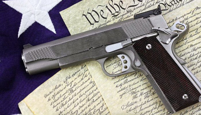 Iowa Gov. Kim Reynolds has signed a law allowing permitless handgun carry, fulfilling a longtime goal of gun rights advocates.